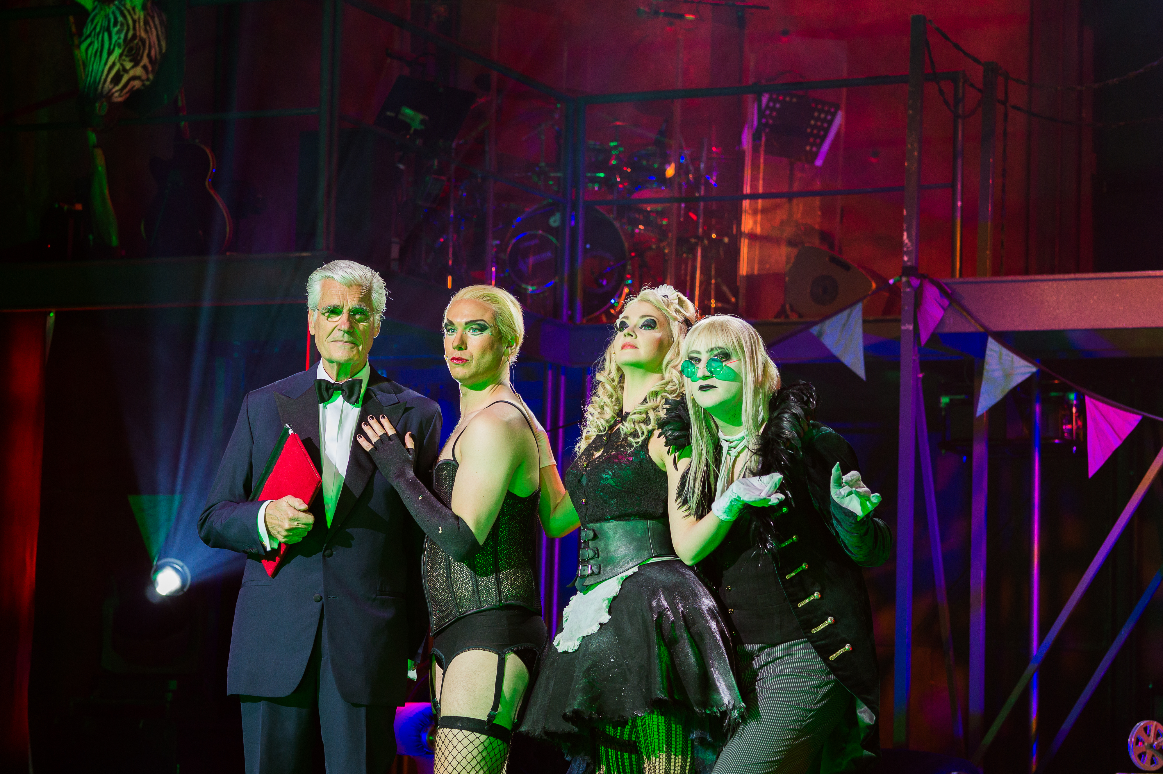 Rocky Horror Show Premiere Im Musical Dome Köln Musical Lifestyle